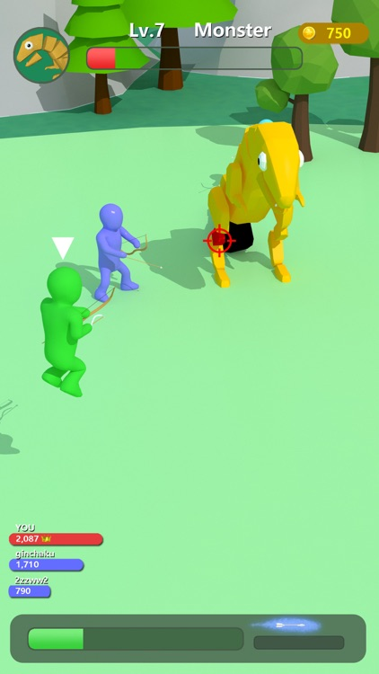 Monster Archero screenshot-3