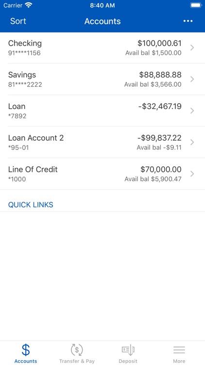 1st Advantage Mobile Banking