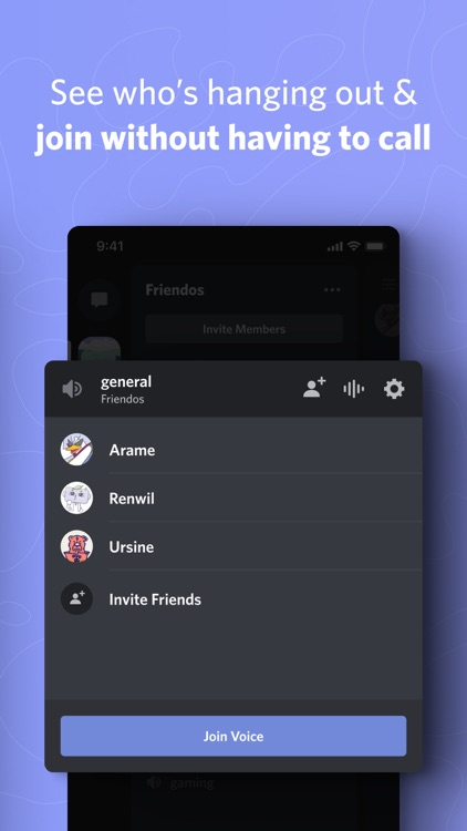 Discord - Talk, Chat, Hang Out screenshot-3