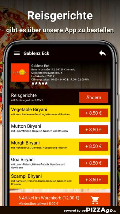 Gablenz Eck Chemnitz screenshot 6