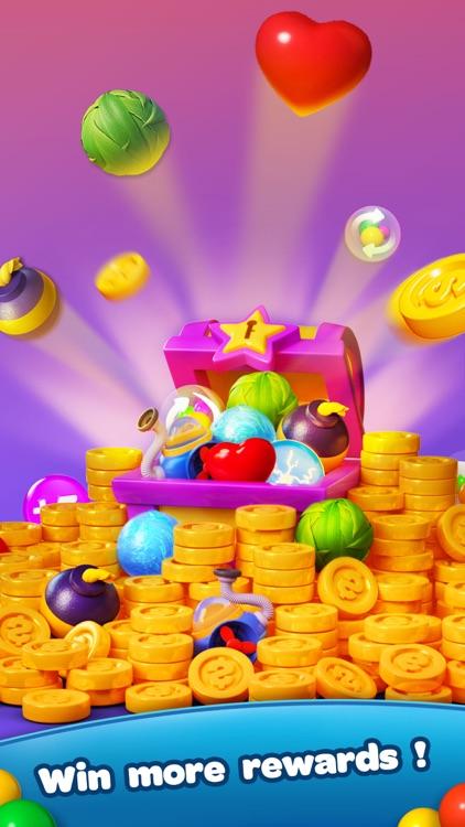 Bubble Shooter Birdpapa Pop screenshot-5