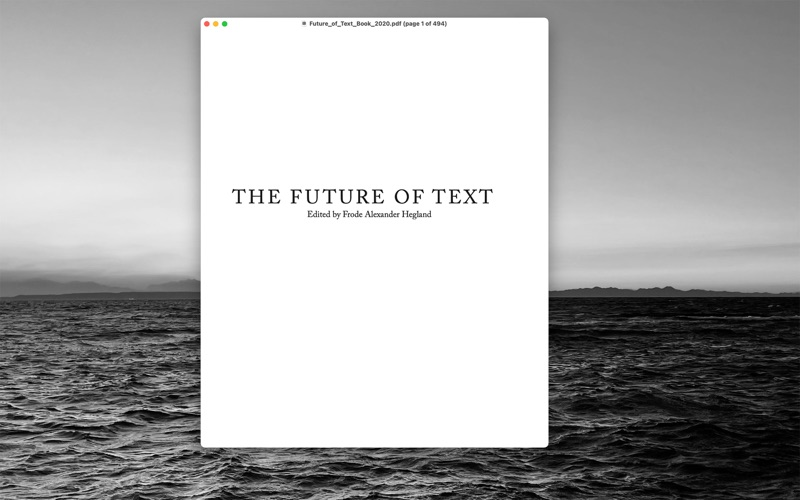 Reader скриншот программы 1