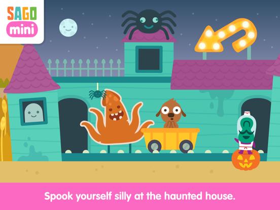 Sago Mini Fun Fair screenshot 12