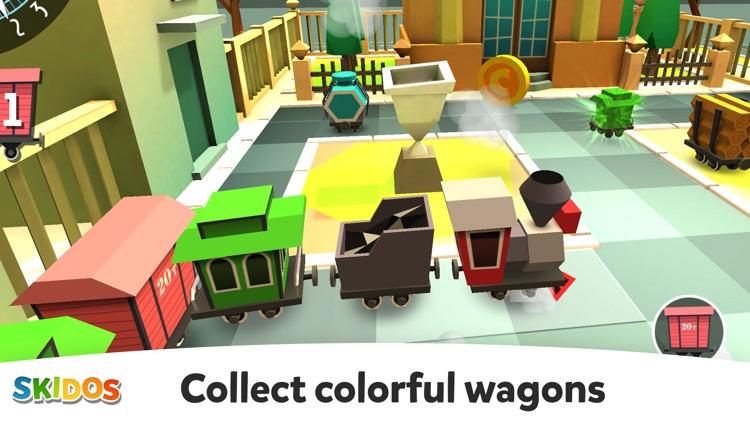 Kids Games: My Math Fun Train