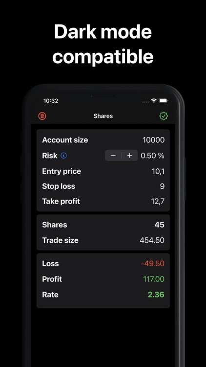 TradeSize - Trading assistant screenshot-5