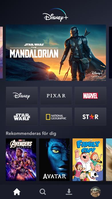 Disney+ på PC