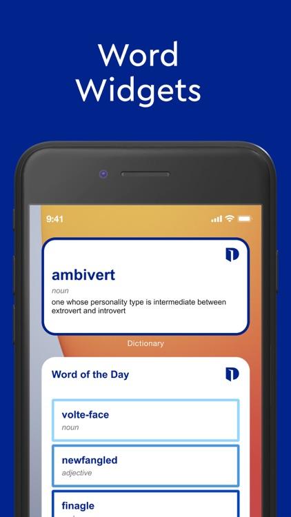 Dictionary.com: English Words screenshot-7