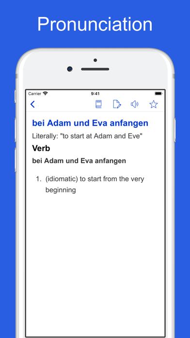 German Idioms, Proverbs screenshot 5