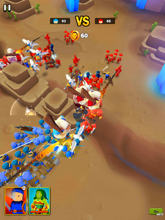 Legion Clash: World Conquest screenshot 8