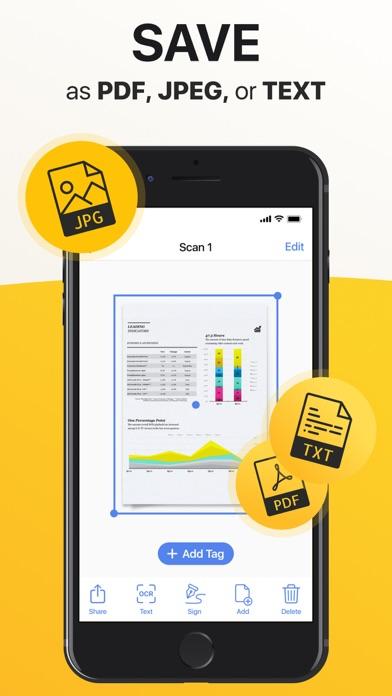Scanner App for iPhone på PC