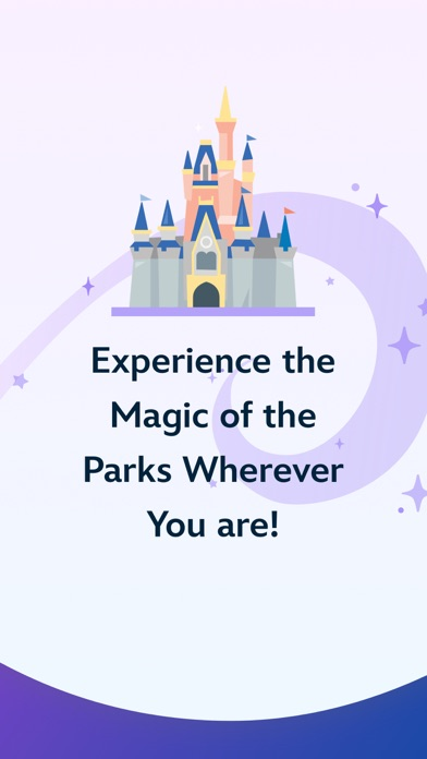 My Disney Experience Screenshot