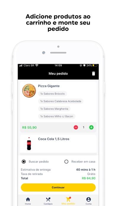 Pizza Dot Chapecó screenshot 4