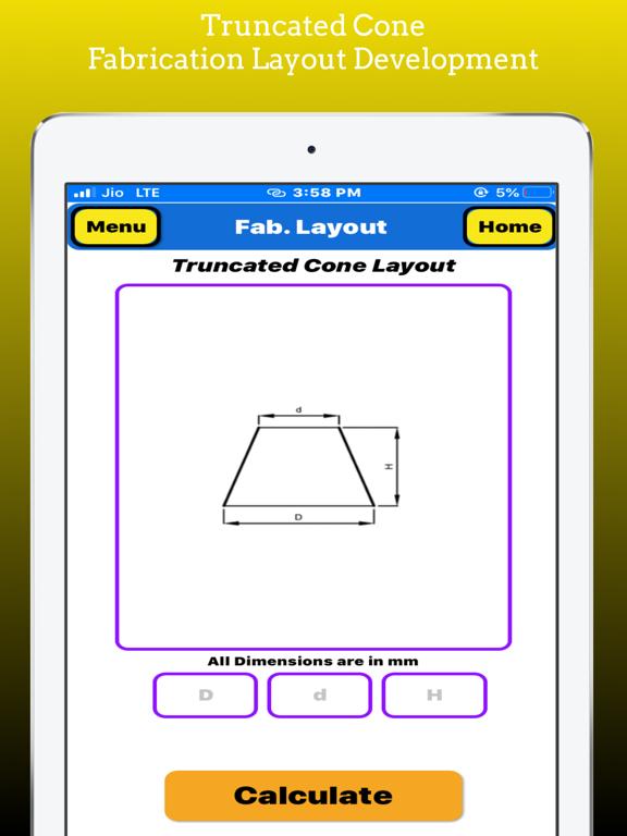 Fabrication Layout screenshot 14