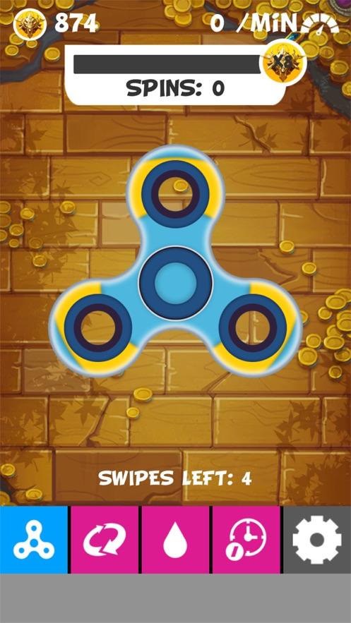 《Fingertip Spinning开发生活服务app》