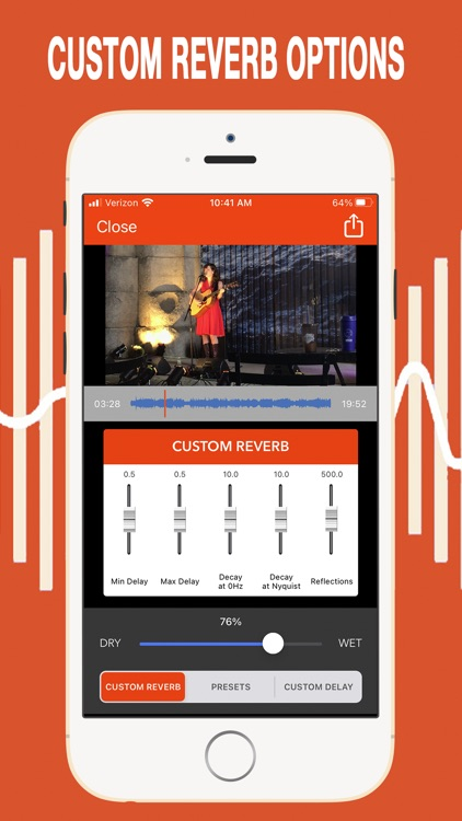 VideoVerb Pro: Reverb to Video screenshot-3