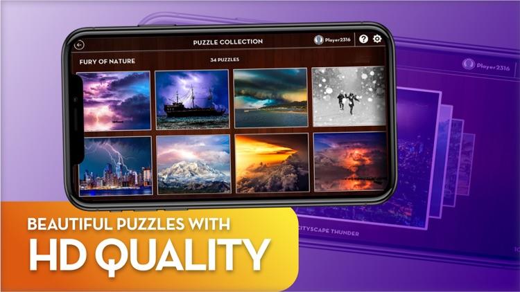 Epic Jigsaw Puzzles: HD Jigsaw screenshot-6