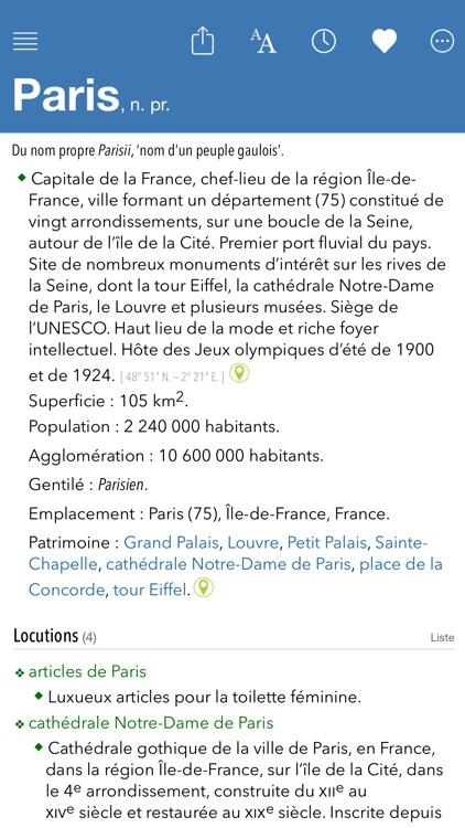 Antidote Mobile 4 – French screenshot-4