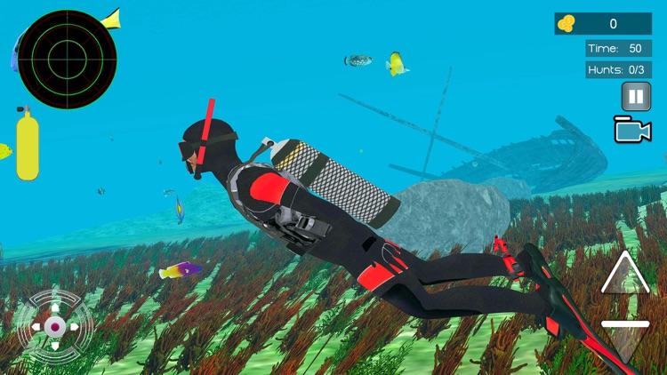 Scuba Diving Deep Sea Swimming screenshot-7