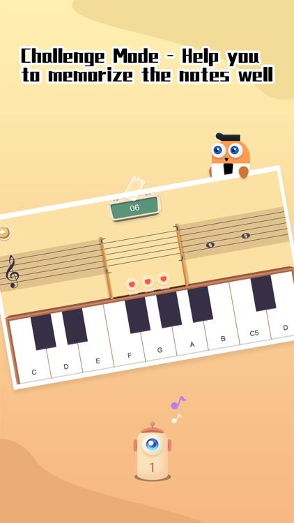 piano bridge - learn piano app screenshot-4