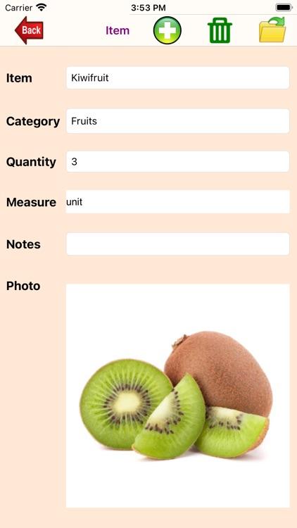 Shopping-List. screenshot-7