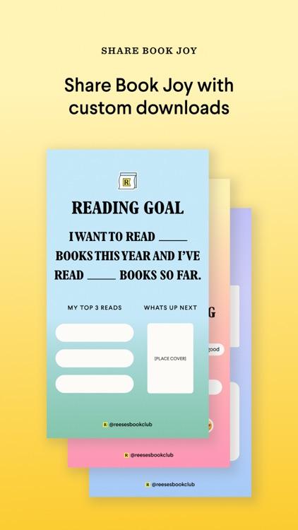 Reese's Book Club screenshot-5
