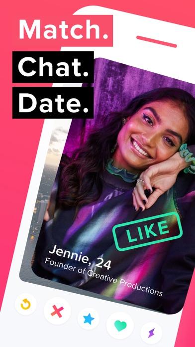 Tinder - Dating & Make Friends app image