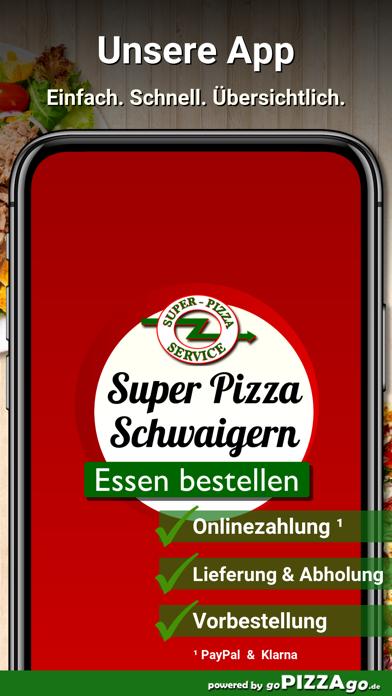 Super Pizza Schwaigern screenshot 1