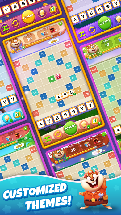 Word Buddies - Fun puzzle game for windows pc