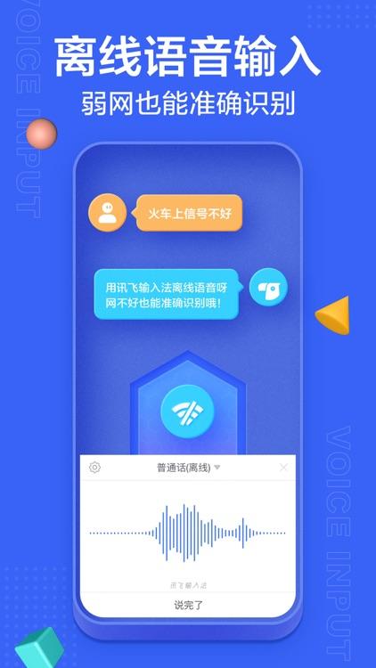 iFLYTEK Voice Input screenshot-5