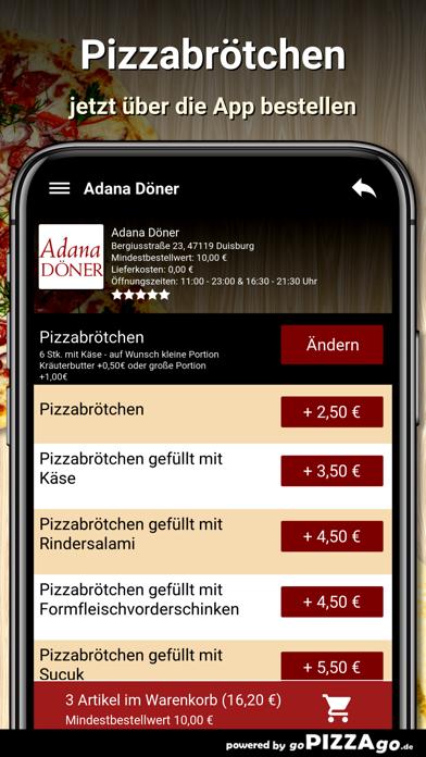 Adana Döner Duisburg screenshot 5