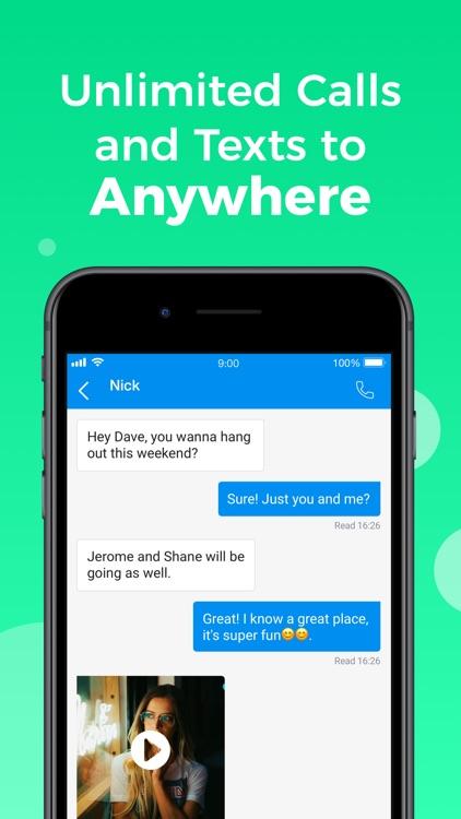 Dingtone - WiFi Calling & Text screenshot-7