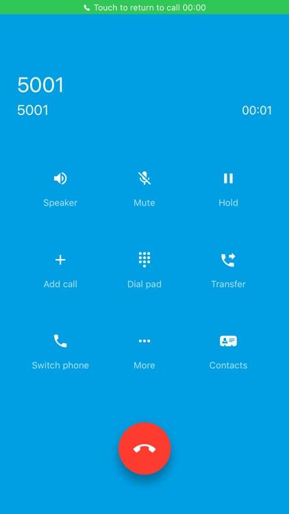 MyVoIP screenshot-3