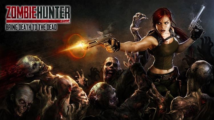 Zombie Hunter: Sniper Games screenshot-4