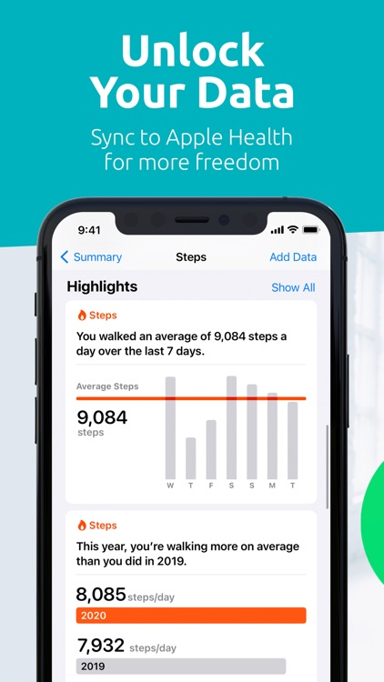 FITIV Sync for Fitbit Activity