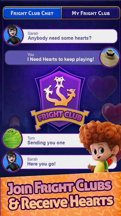 Hotel Transylvania Blast Game screenshot-3