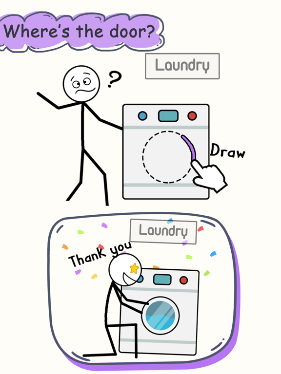 Draw Puzzle 2: One part screenshot 15