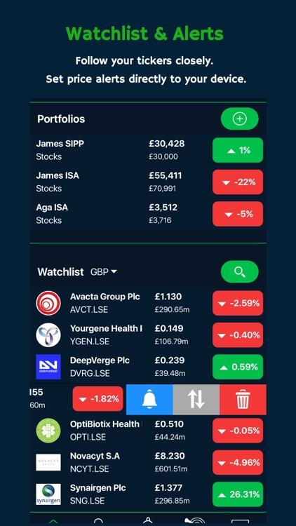 BullsEye - US Stocks & Crypto screenshot-5