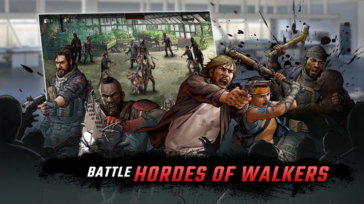 Walking Dead: Road to Survival screenshot-4
