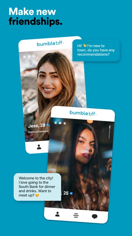 Bumble - Dating. Friends. Chat screenshot-5