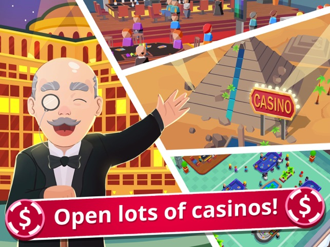 Idle Casino Manager Tycoon On The App Store
