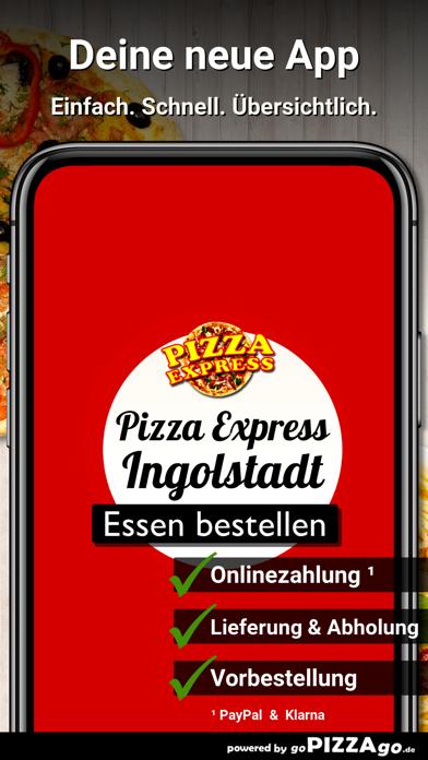 Pizza Express Ingolstadt screenshot 1