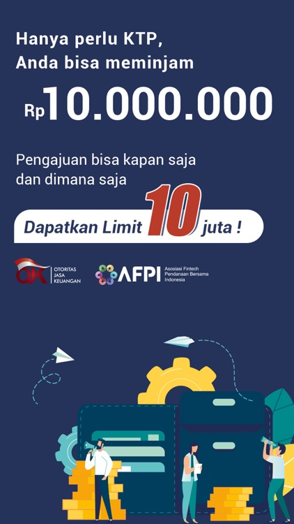 Kredito - Pinjaman Uang Online