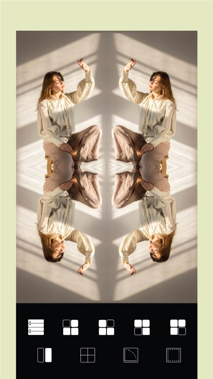 Mirror Photo Effect Camera