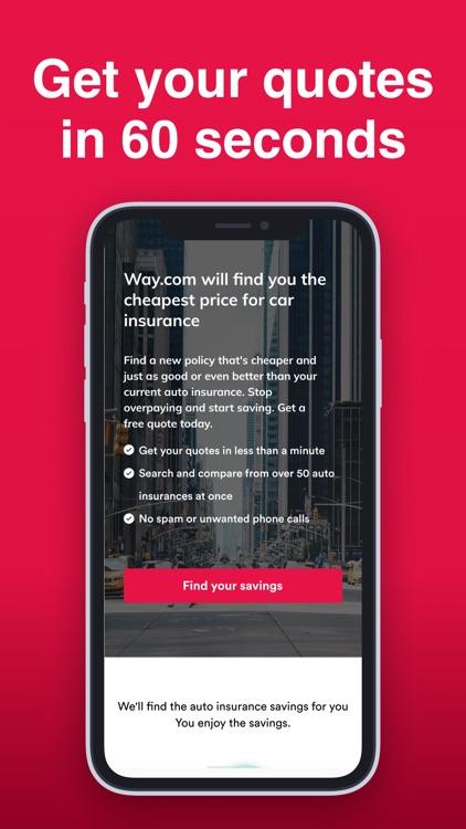 Way - Parking & Insurance App screenshot-5