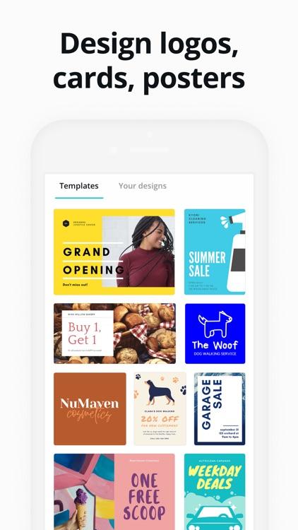 Canva: Graphic Design & Video screenshot-4
