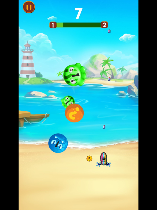 Bingo Bang!, game for IOS