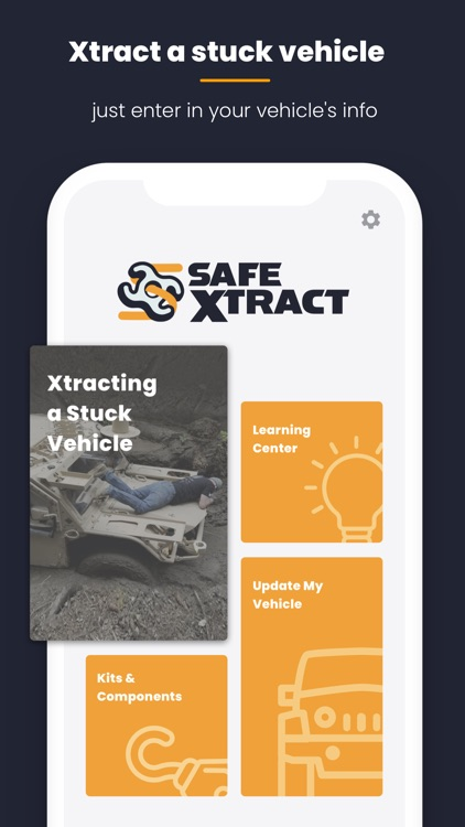 Safe-Xtract Vehicle Recovery