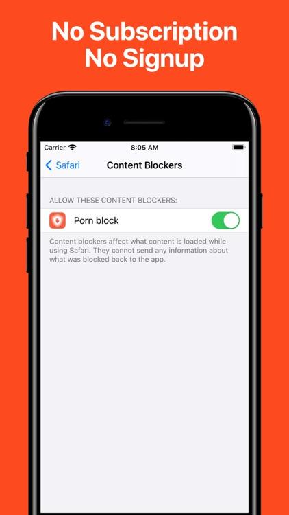 Porn Blocker - adult shield