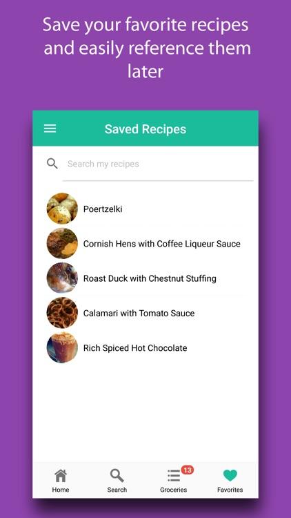 Christmas Recipes & Desserts screenshot-5