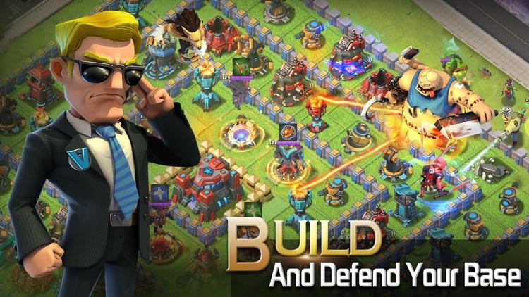 Clash of Zombies: Heroes Game screenshot-0